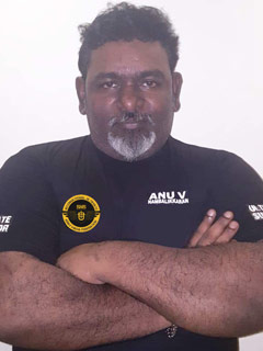 Anu V Gopal