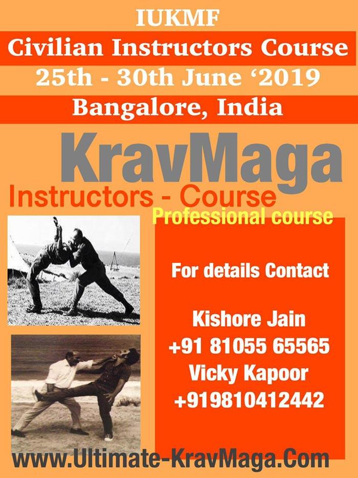 Civilian Instructor Course - Bangalore